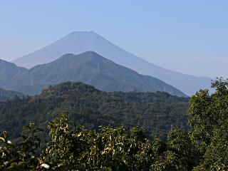 2015年10月9日の富士山写真