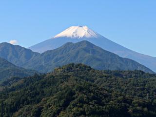 2015年10月13日の富士山写真
