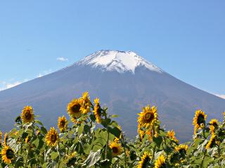 2015年10月19日の富士山写真
