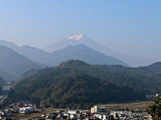2015年10月24日の富士山写真