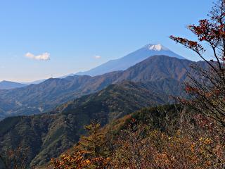 2015年10月25日の富士山写真