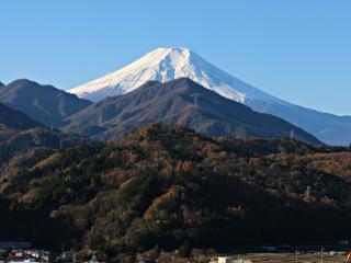 2015年11月27日の富士山写真